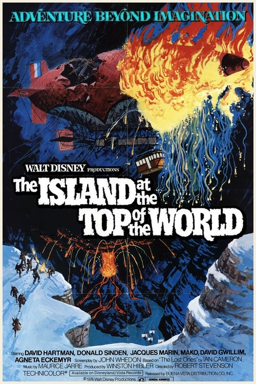 The Island at the Top of the World 1974