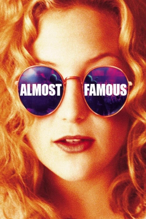 The poster of Almost Famous