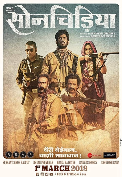 Regardez $ Sonchiriya Film en Streaming Gratuit