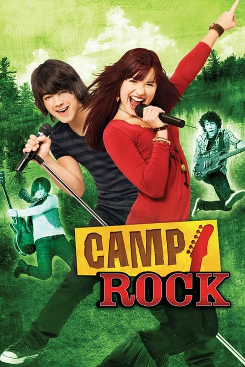 Largescale poster for Camp Rock