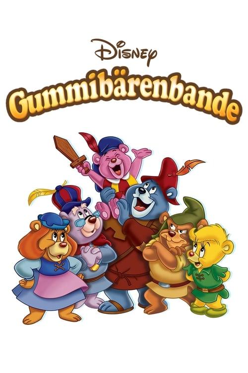 Die Gummibärenbande - Animation / 1985 / 6 Staffeln