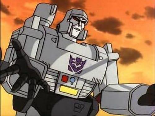 The Transformers: Season 2 – Episod Megatron's Master Plan (1)
