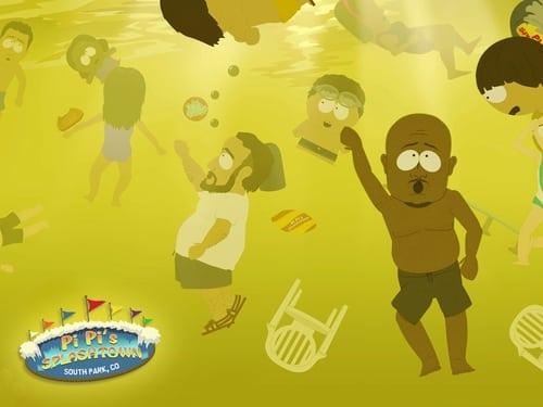 South Park - Season 13 - Episode 14: Pee