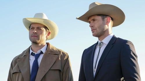 supernatural - Season 13 - Episode 6: Tombstone