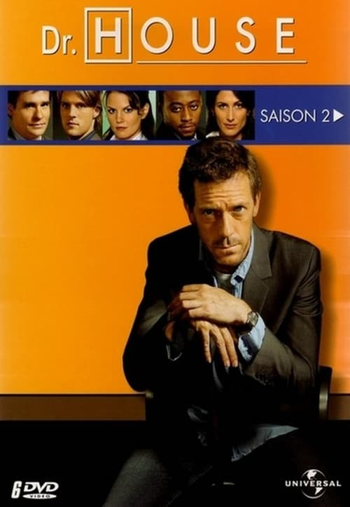 Dr House, S02 - (2005)
