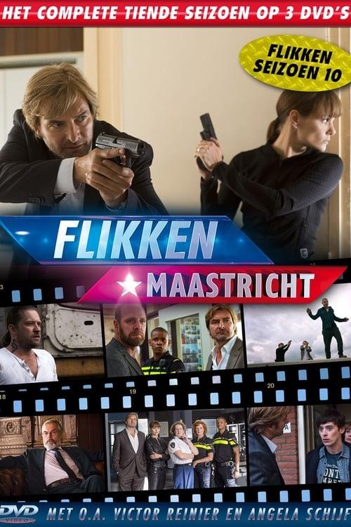 Flikken Maastricht Season 10