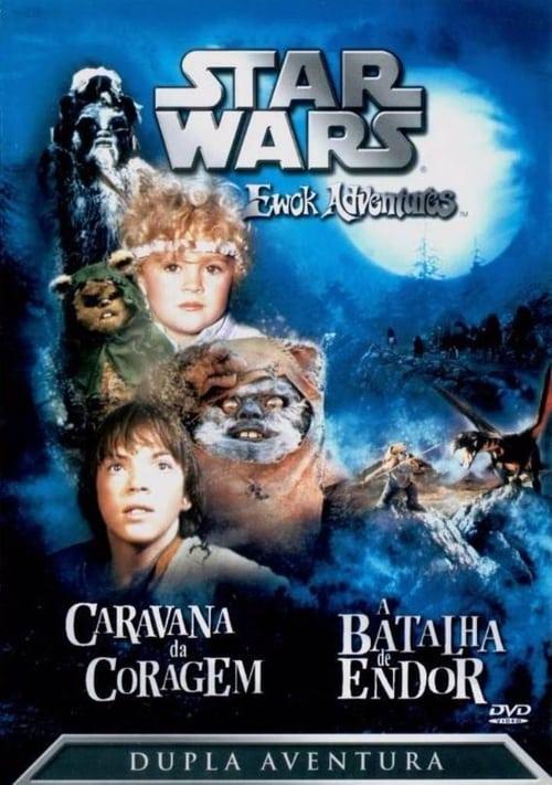 Assistir Star Wars: Uma Aventura Ewoks - A Conquista de Endor Online