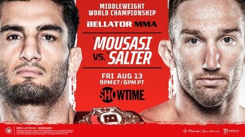 Bellator 264: Mousasi vs. Salter