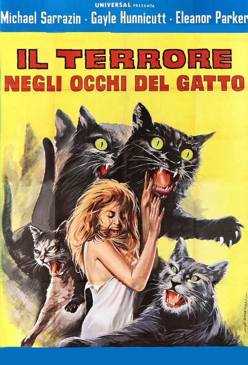 Il terrore negli occhi del gatto (1969)