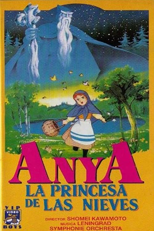 Watch Anya, la muchacha de la nieve En Español