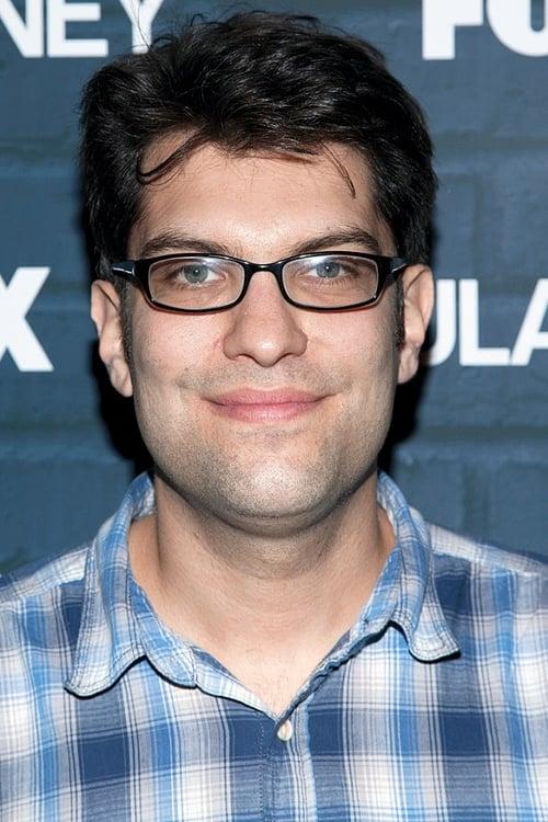 Kép: Dan Mintz színész profilképe