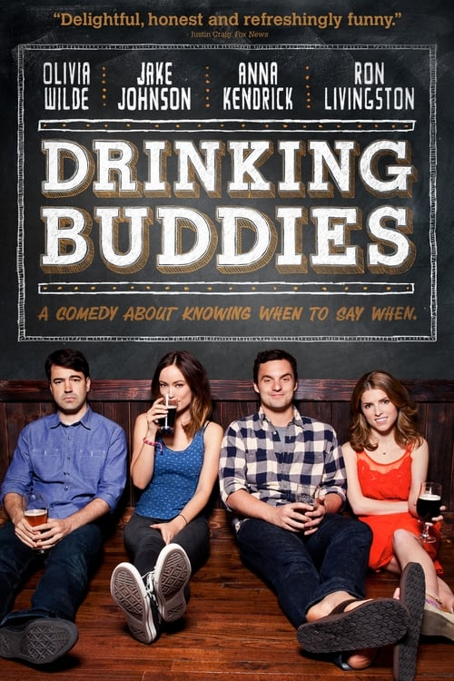 Watch Drinking Buddies (2013) Movie Free Online