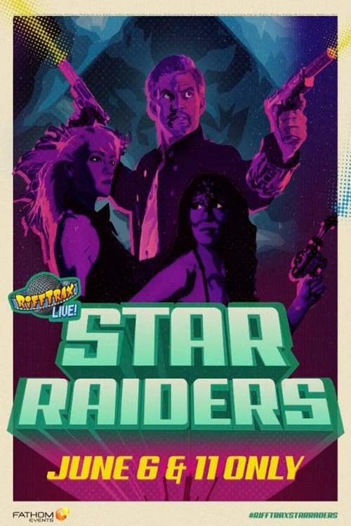 RiffTrax Live: Star Raiders
