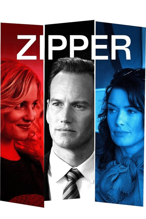 The poster of Zipper