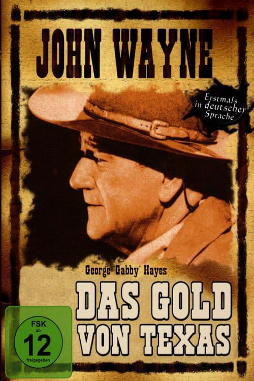 Poster von Das Gold von Texas