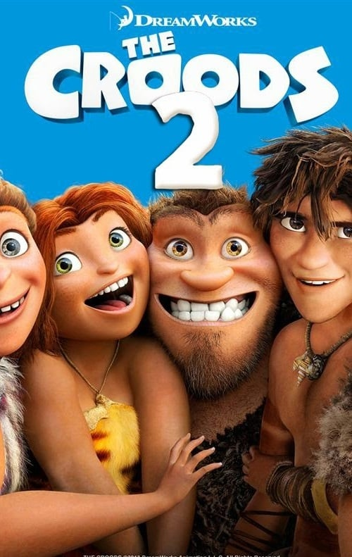 Download The Croods 2 (2020) Full Movie