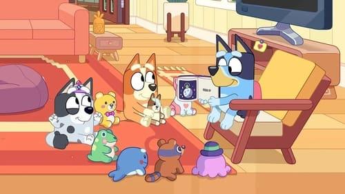 Poster della serie Bluey