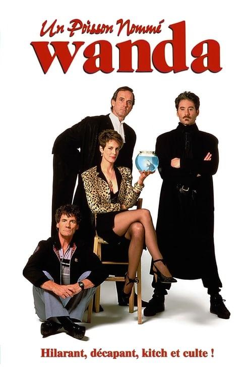 Regarder Un poisson nommé Wanda (1988) Streaming HD FR