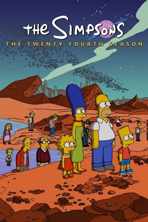 The Simpsons: Season 24