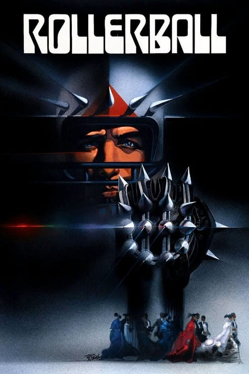 Rollerball (1975) Poster