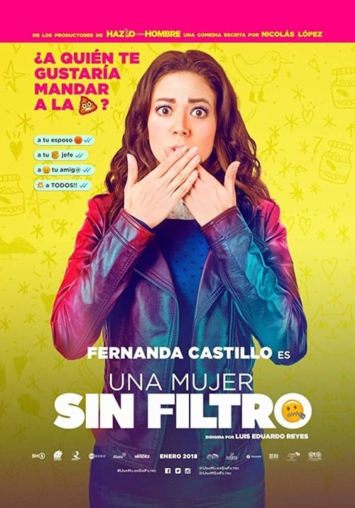 Filme Una Mujer Sin Filtro Em Boa Qualidade Hd 720p