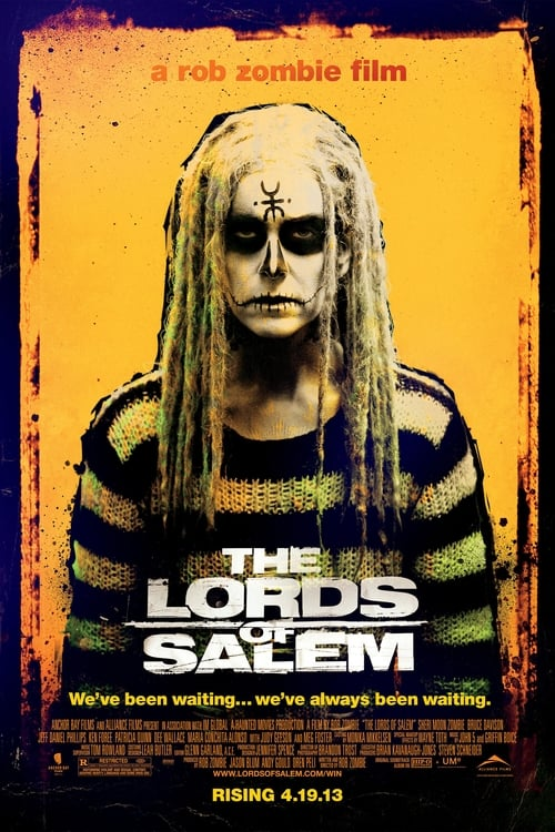 Largescale poster for The Lords of Salem