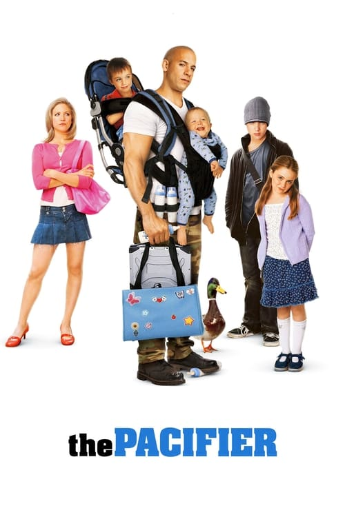 Download The Pacifier (2005) Movie Free Online