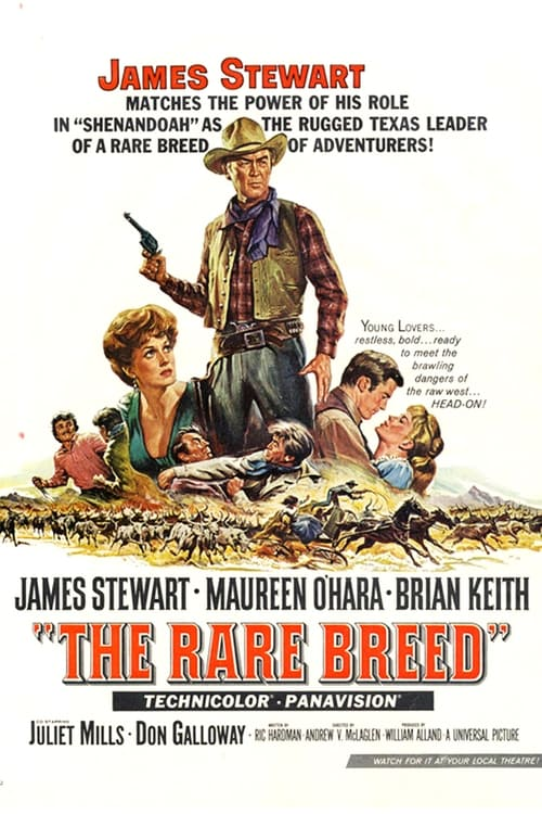 The Rare Breed (1966)