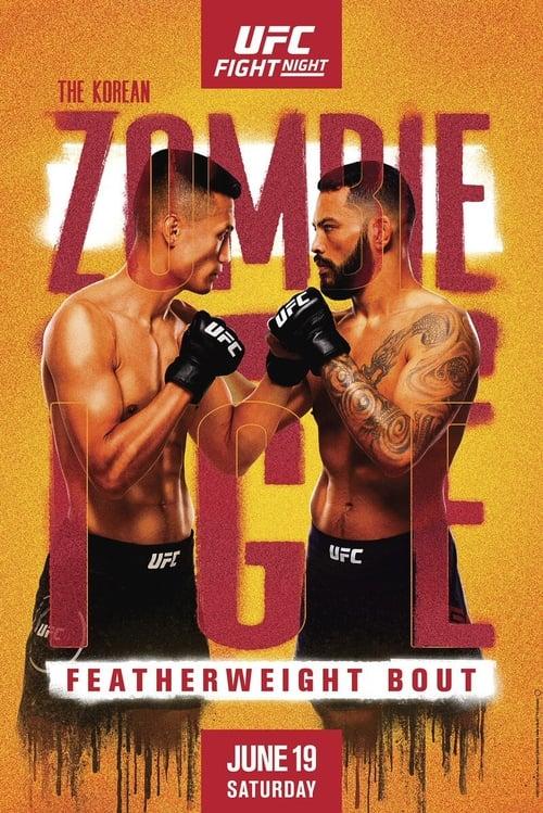 UFC on ESPN 25: The Korean Zombie vs. Ige