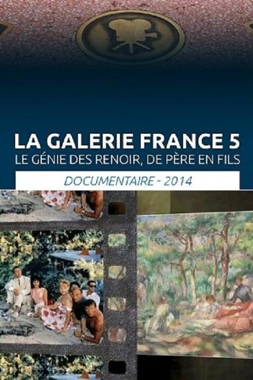 Le Genie Des Renoir De Pere En Fils (2014)