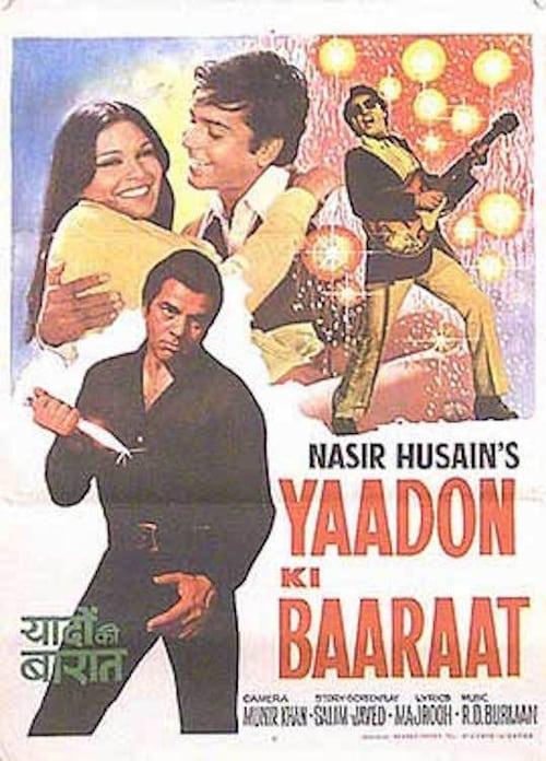 Yaadon Ki Baraat Streaming VF
