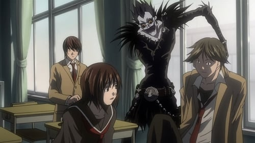 Death Note: Season 1 – Episode Confrontation