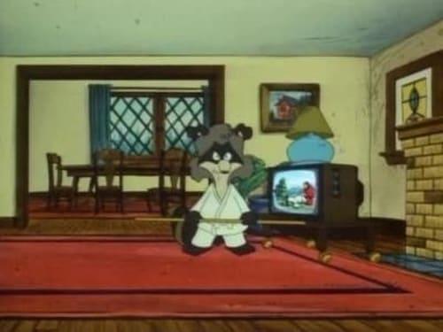 The Raccoons 1990 Dvd: Season 5 – Episode Black Belt Bentley