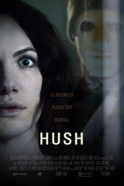 Mira La Película Hush (Silencio) En Buena Calidad Hd