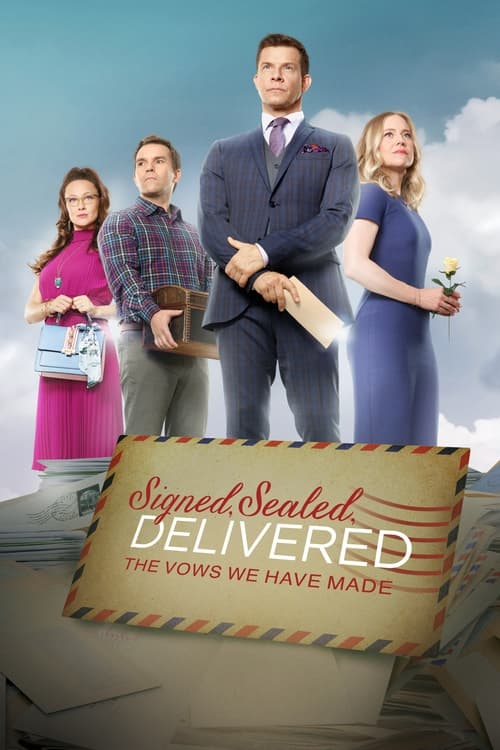 Signed, Sealed, Delivered: The Vows We Have Made English Episode