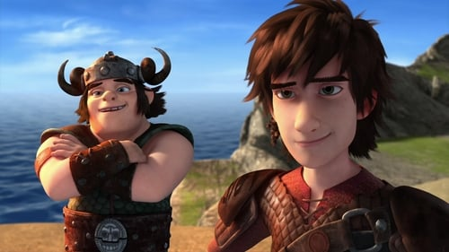 DreamWorks Dragons: Race to the Edge Pt. 3 – Episod Between a Rock and a Hard Place