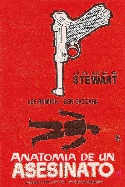 Mira La Película Anatomía de un asesinato En Español En Línea