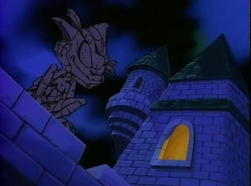 Disney's Adventures of the Gummi Bears: Season 1 – Episod Night of the Gargoyle