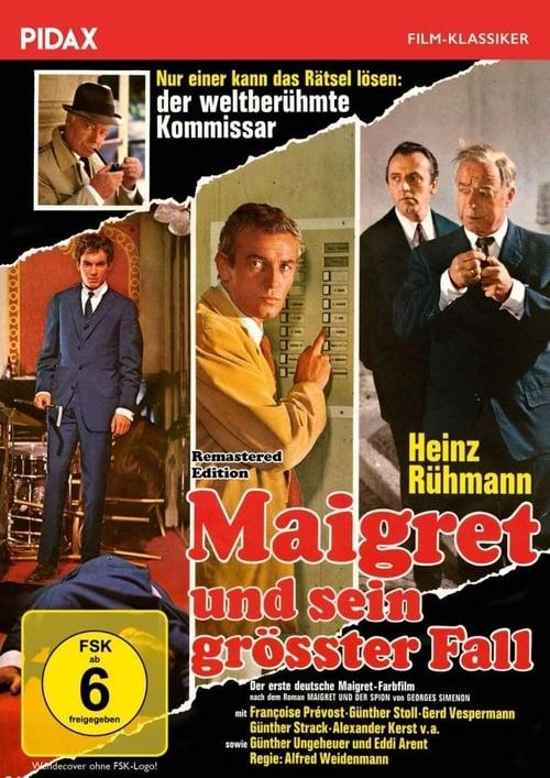 Película Maigret und sein größter Fall En Buena Calidad Hd
