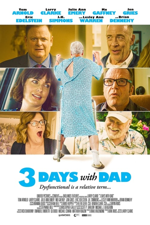 3 Days with Dad Poster