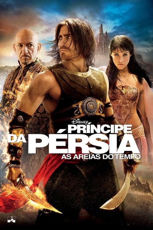 Assistir Príncipe da Pérsia - As Areias do Tempo - HD 720p Blu-Ray Online Grátis HD
