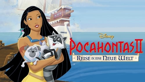Pocahontas II: Viaje a Un Nuevo Mundo (1998) HD 720P LATINO/INGLES