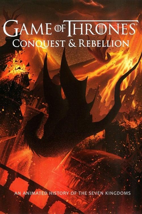 فيلم Game of Thrones: Conquest & Rebellion باللغة العربية على الإنترنت