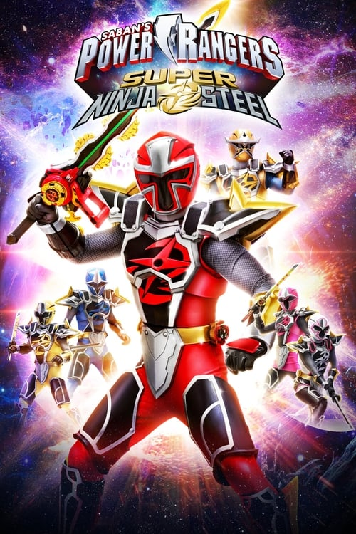 Power Rangers Ninja Steel (2017)