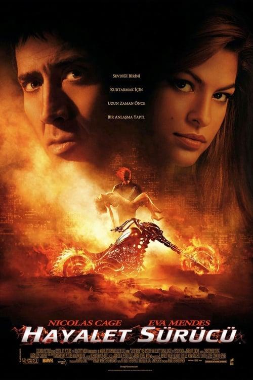 Ghost Rider ( Hayalet Sürücü )