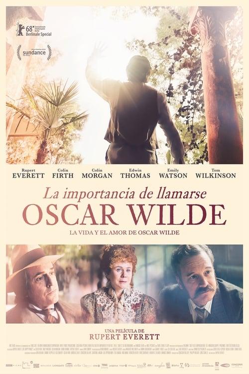 Image La importancia de llamarse Oscar Wilde