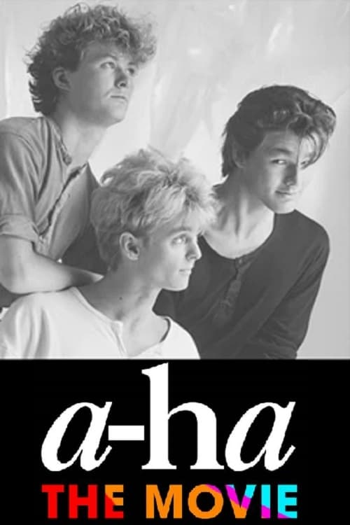 a-ha - The Movie (2020) Poster
