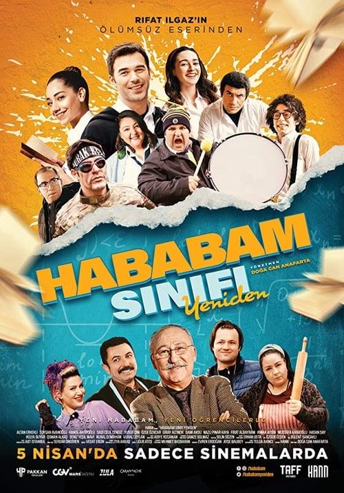 مشاهدة الفيلم Hababam Sınıfı Yeniden على الانترنت