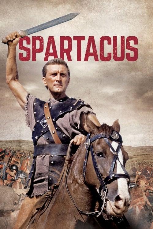 Watch Spartacus (1960) Full Movie
