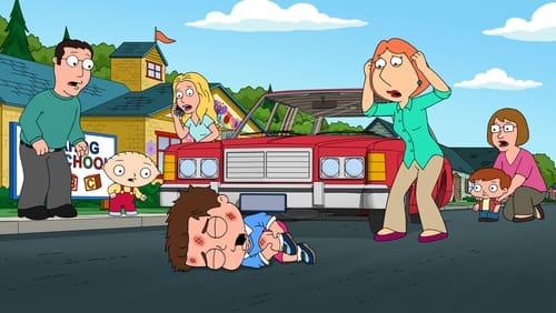 Family Guy - Season 20 - Episode 1: LASIK Instinct